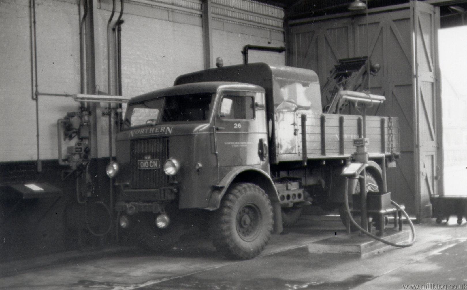 4 Door Tractor : Fwd coe cab over engine door crew utility
