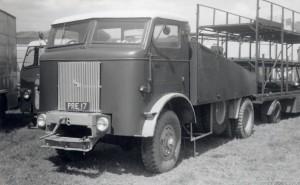 FWD SU-COE 5Ton 4x4 Gun Tractor (PRE 17)