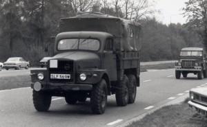 Volvo TL22 1.5Ton 6x6 Cargo (SLF 569 W)