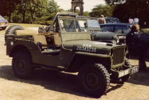 Willys MB - Ford GPW Jeep (676 WU)