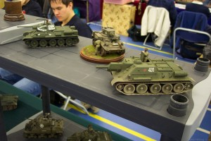 Meir Model Club 1:35 Scale Tanks