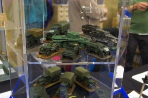Minimi Models 1:72 Scale Allied Vehicles