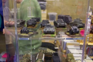 Minimi Models German Vehicles