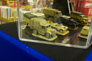 Minimi Models Italian Vehicles