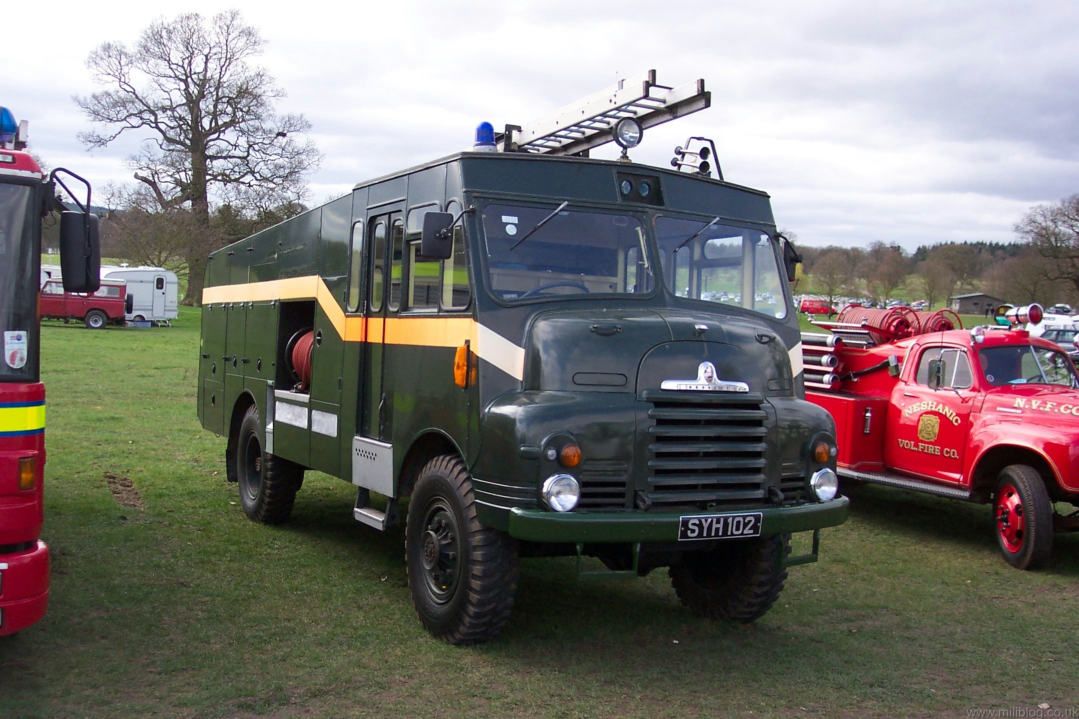 bedford green bodywork