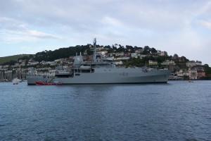 H88 HMS Enterprise