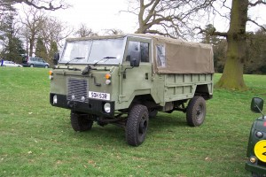 Land Rover 101 GS (SOH 53 R)