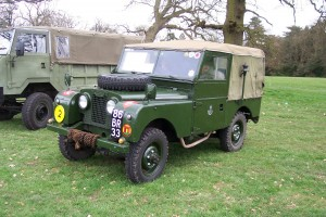 Land Rover Series 1 80 (86 BR 33)