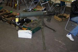 British WW2 Vickers Machine Gun For Sale