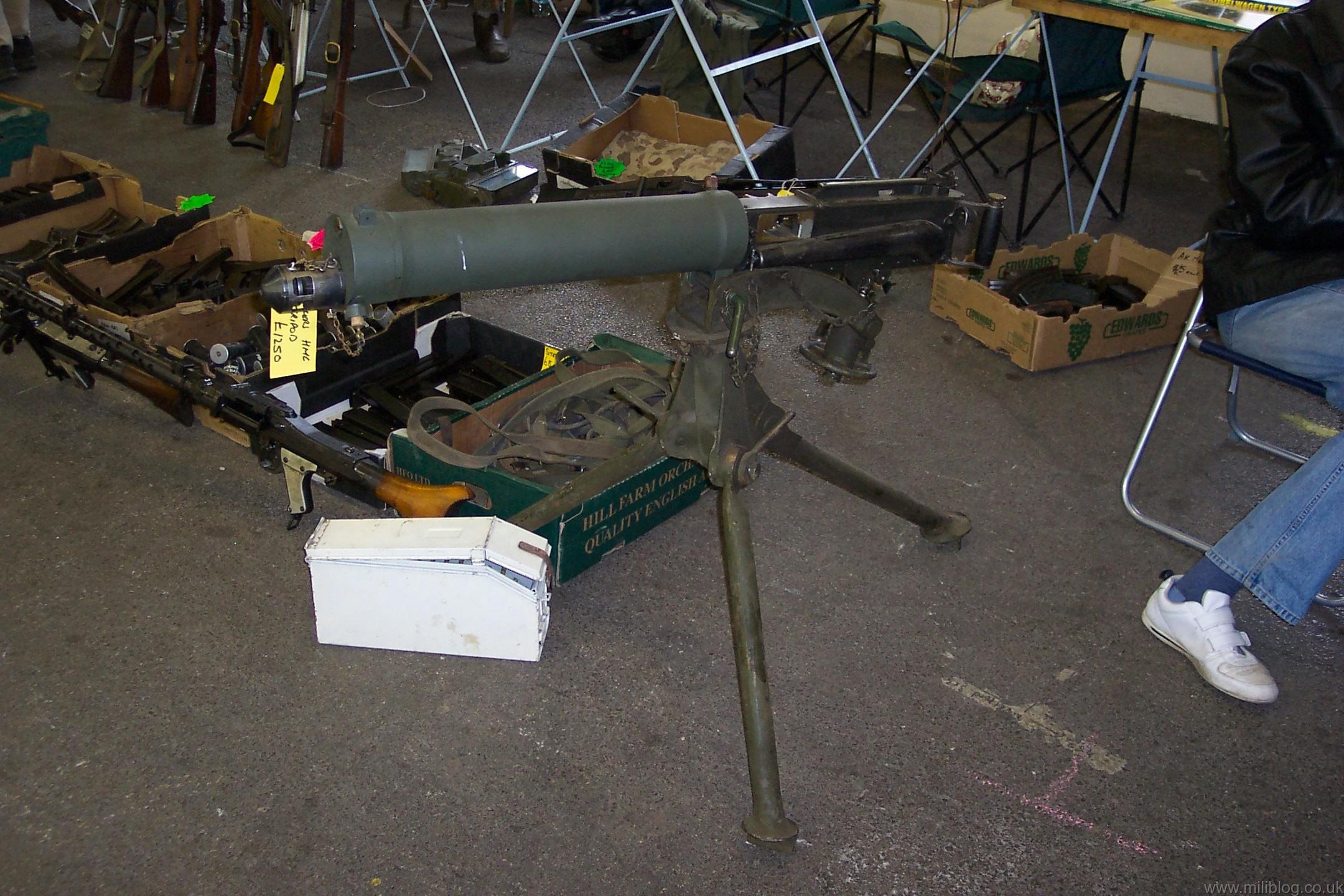 ww2 machine gun for sale