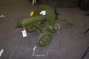 Soviet WW2 Machine Gun