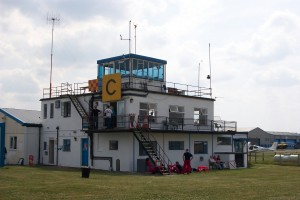Halfpenny Green Airfield Control Tower