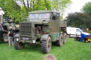 Scammell Explorer 10Ton Recovery Tractor (YSY 250)