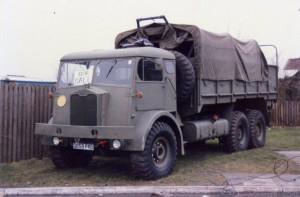 Albion WD-HD 23N 10ton 6x4 Cargo (Q 859 FAD)