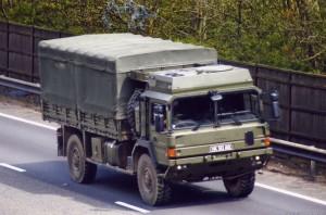 MAN 6 Ton 4x4 Cargo (HK 50 AB)