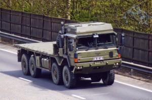 MAN 9 Ton 8x6 Cargo (HA 82 AB)