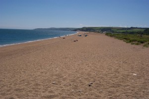 Slapton Sands, July 2010