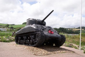 Sherman DD Tank