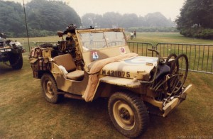 Willys MB - Ford GPW Jeep