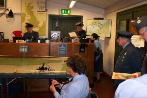 RAF Operations Room