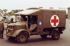 Austin K2 Ambulance (ASV 146)