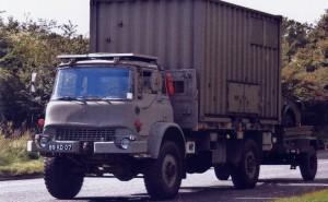 Bedford MJ 4Ton Cargo (89 KD 07)(Copyright of JE Peckmore)