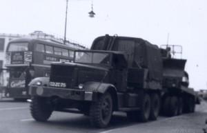 Diamond T980 M20 Prime Mover (03 ZC 75)