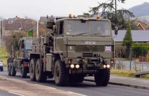 Foden 6x6 Heavy Recovery (33 KE 88)(Copyright of Colin Martin)