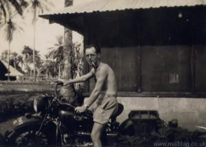Indian 741B Motorcycle