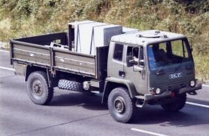 Leyland Daf 4Ton Cargo (01 KL 37)(Copyright of JE Peckmore)