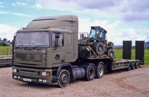Seddon Atkinson 1738tc Strato Tractor (17 KL 18)(Copyright of Colin Martin)