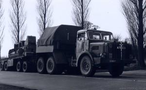 Thornycroft Antar 60Ton Tractor (02 BD 17)
