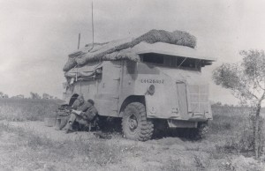 AEC Matador Dorchester Armoured Command Vehicle