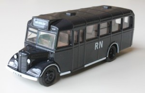 Bedford OWB Bus Royal Navy (54 RN 12)