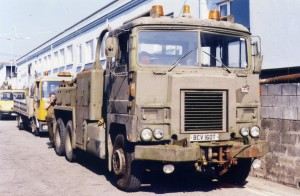 Scammell Crusader EKA Recovery (BCV 160 T)(Copyright ERF Mania)