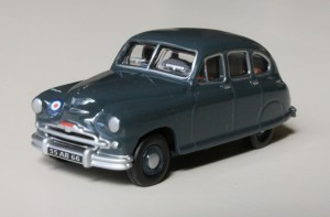 Standard Vanguard RAF Staff Car